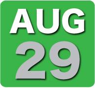 Thursday 29 August 2013