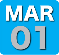 Friday 1 March 2013