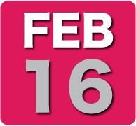 Saturday 16 February 2013