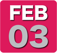 Sunday 3 February 2013