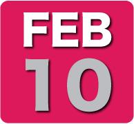 Sunday 10 February 2013