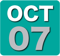 Sunday 7 October 2012