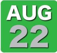 Thursday 22 August 2013