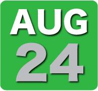 Sunday 24 August 2014