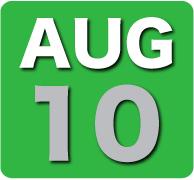 Sunday 10 August 2014