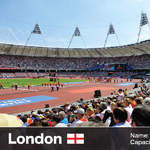 2014 SDL London - Olympic Stadium