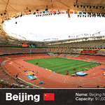 2014 WC Beijing - Beijing National Stadium