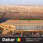 2014 WC Dakar - Leopold Sedar Seghor Stadium (from Jeff Attaway)