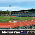 2014 WC Melbourne - Olympic Park Stadium