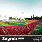 2014 WC Zagreb - Sports Park Mladost