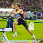 2004 Olympic Triple Jump Champion Christian Olsson (Sweden)
