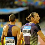 Cedric Van Branteghem (Belgium) ends his 400m career at Brussels