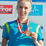 2010 Great South Run - Gemma Steel