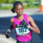 2010 Great South Run - Grace Momanyi