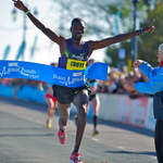 2010 Great South Run - Joseph Ebuya wins