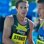 2010 Great South Run - Stuart Stokes finishes