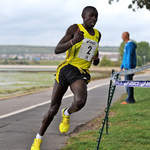 Victory 5 - Edwin Kipyego on way to victory