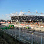 Olympic Stadium 12 Feb 2011