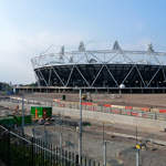 Olympic Stadium 17 April 2011