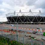 Olympic Stadium 19 Sept 2011