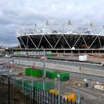 Olympic Stadium - Sat 18 Feb 2012