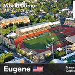 2014 World Junior Champs - Hayward Field