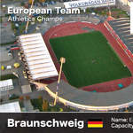 2014 European Athletics Team Champs - Eintracht-Stadion
