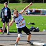 BAL Qualifier Shot Put