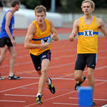 Southern Inter-Counties 4x400m - Seb Rodger