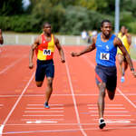 Southern Inter-Counties 100m - Darren Green