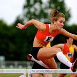 Southern Inter-Counties 100mH - Jess Tappin