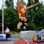 Southern Inter-Counties Long Jump - Angela Barrett