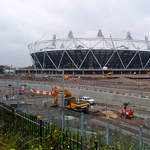 Olympic Stadium 5 Nov 2011