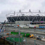 2012 London Olympic Stadium - 17 March 2012
