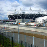 2012 Olympic Stadium - Sat 21 April 2012