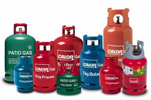 Calor Gas & Logs