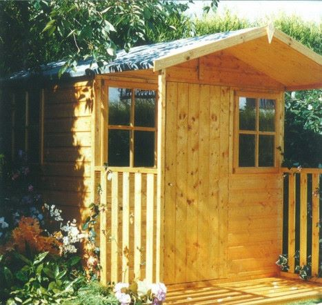 Rothesay Summer house/Shed various sizes from