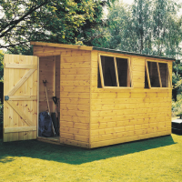 Norfolk Shed in 5 sizes