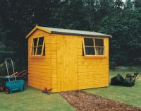 Suffolk Shed in 3 sizes