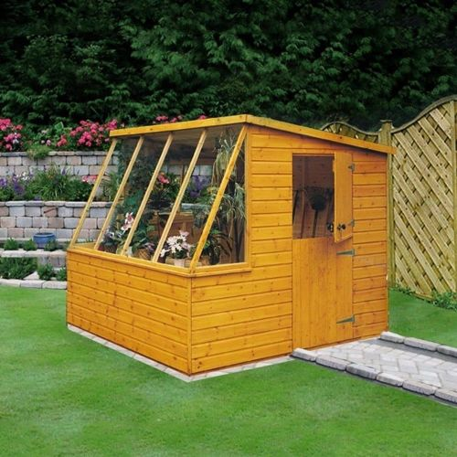 Inceni  Greenhouse/Summerhouse.