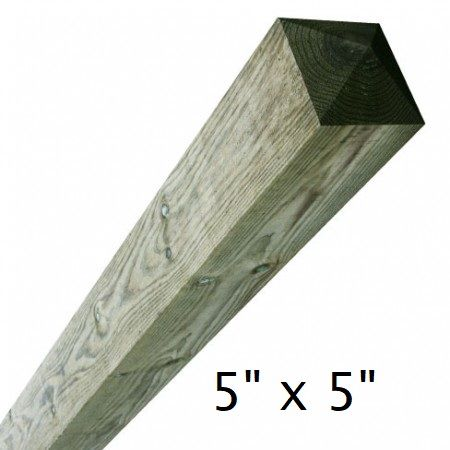 Fence Post all lengths from :