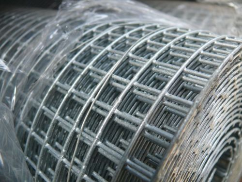 Weld Mesh Green Plastic Coated all sizes (25mt roll)