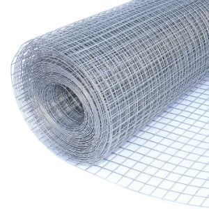 Light Weld Mesh 16g all sizes (6mt roll)