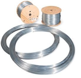 3.0mm and 2.5mm High tensile 25kg steel wire p.o.a