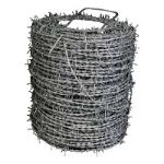 Barb wire in 3 lengths from