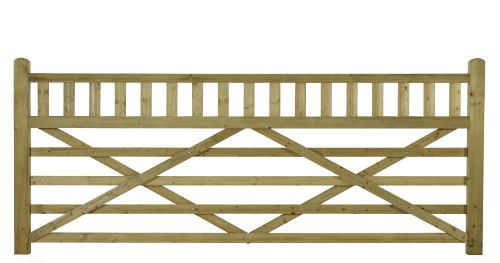 Equestrian Field Gate sizes and prices on application