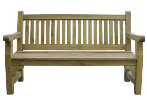 <!-- 0003-->2 Seater Bench