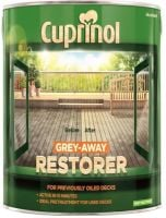 Cuprinol Grey Away Decking Restorer