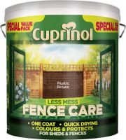 Cuprinol Less Mess Fence Care 6lt
