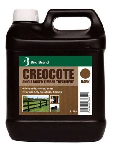 The Creocote Creosote Substitute